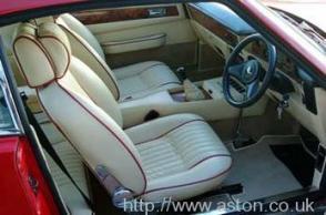 фото Астон Мартин Aston Martin V8 to Vantage spec 1984. Кликните для просмотра фото автомобиля большего размера.