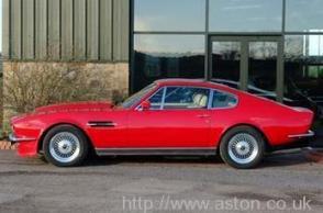 обзор Астон Мартин Aston Martin V8 to Vantage spec 1984. Кликните для просмотра фото автомобиля большего размера.