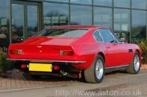 цвет Астон Мартин Aston Martin V8 to Vantage spec 1984. Кликните для просмотра фото автомобиля большего размера.