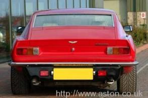 красивый Астон Мартин Aston Martin V8 to Vantage spec 1984. Кликните для просмотра фото автомобиля большего размера.