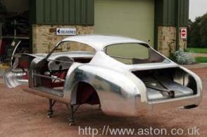 купить Астон Мартин Aston Martin DB4 GT Zagato Recreation 1961. Кликните для просмотра фото автомобиля большего размера.
