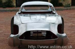 вид Астон Мартин Aston Martin DB4 GT Zagato Recreation 1961. Кликните для просмотра фото автомобиля большего размера.