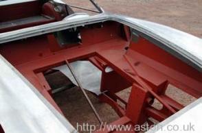 обзор Астон Мартин Aston Martin DB4 GT Zagato Recreation 1961. Кликните для просмотра фото автомобиля большего размера.