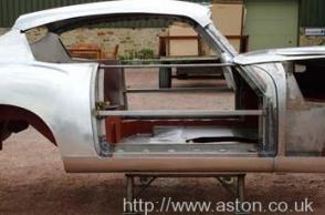 красивый Астон Мартин Aston Martin DB4 GT Zagato Recreation 1961. Кликните для просмотра фото автомобиля большего размера.